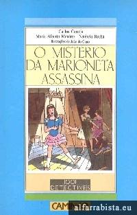 Resultado de imagem para o misterio da marioneta assassina